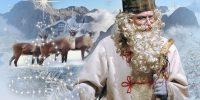 Dedek Mraz, obdarovalec otrok