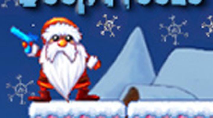 Spletna igrica za otroke – Snežna linija