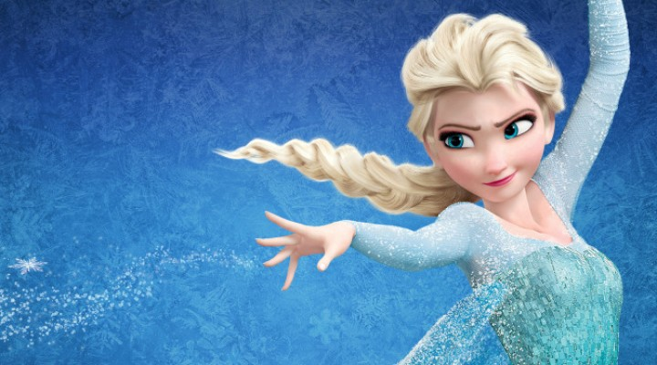 FROZEN – Let It Go
