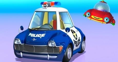 TuTiTu – Policijski avto