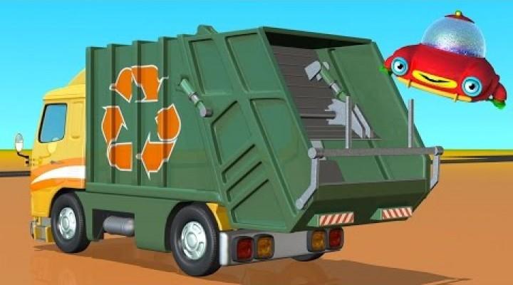 TuTiTu – Tovornjak za smeti