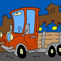 Dostavni tovornjak
