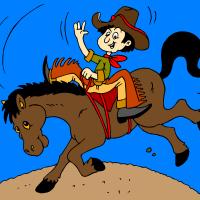 Rodeo konj