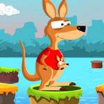 Skakajoči kenguru