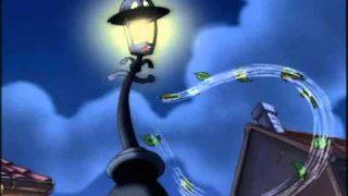 Stara cestna svetilka